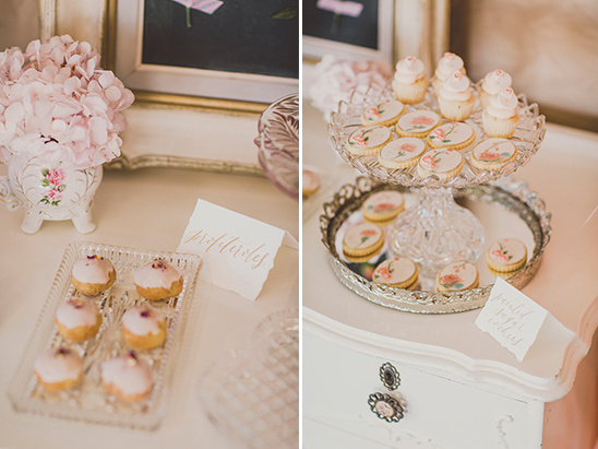 dainty and delicious desserts @weddingchicks