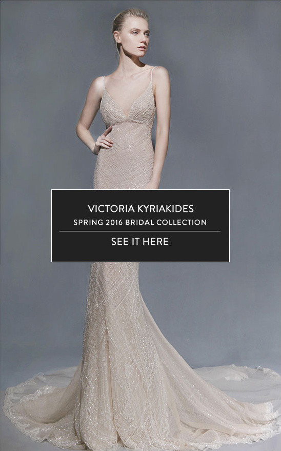 Victoria KyriaKides Spring 2016 Collection