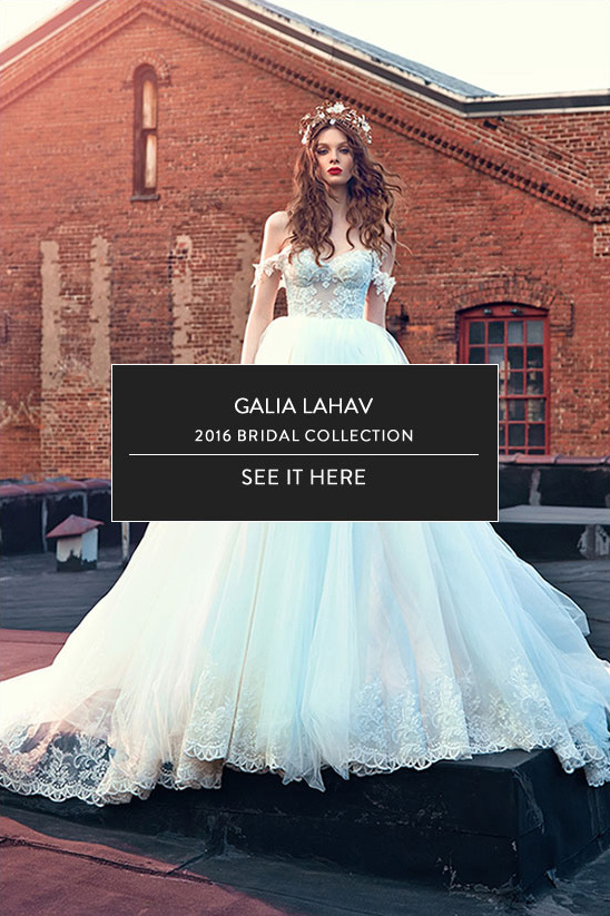 galia lahav dress collection