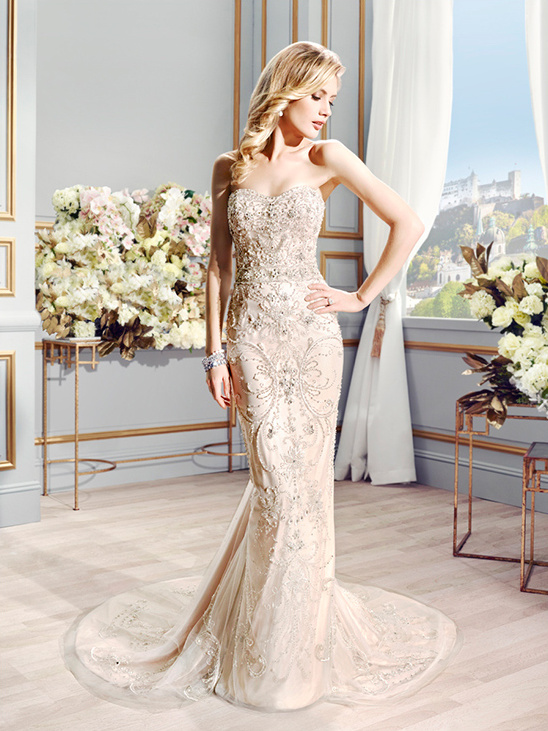 Val Stefani Fall 2015 Collection @weddingchicks