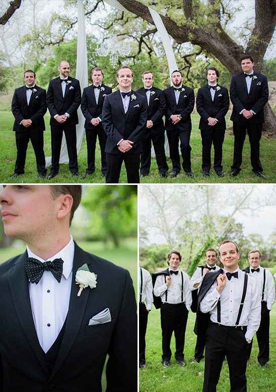 black and white groomsmen @weddingchicks