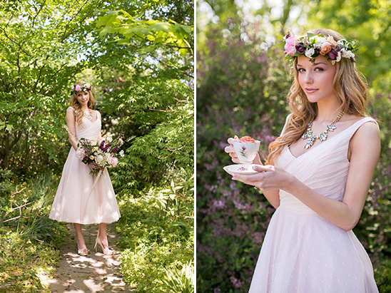 dreamy woodland wedding @weddingchicks