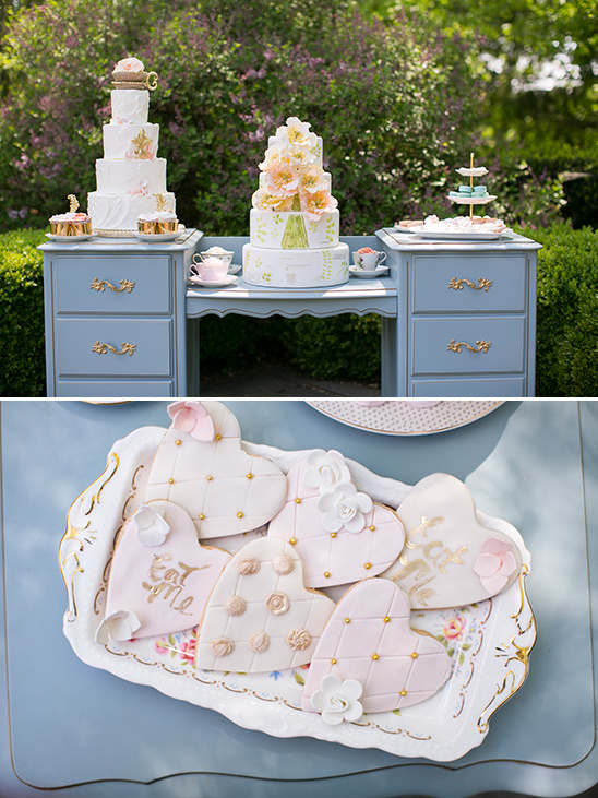 wedding cookies @weddingchicks