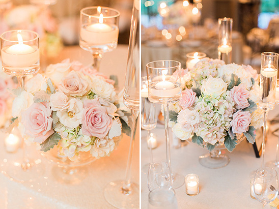 Elegant Blush and Ivory Wedding