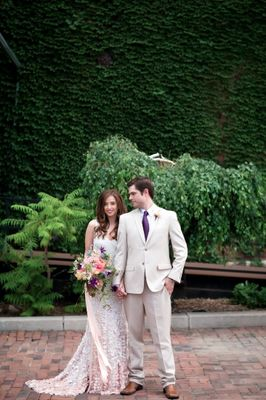 Whimsical Outdoor Wedding Inspiration