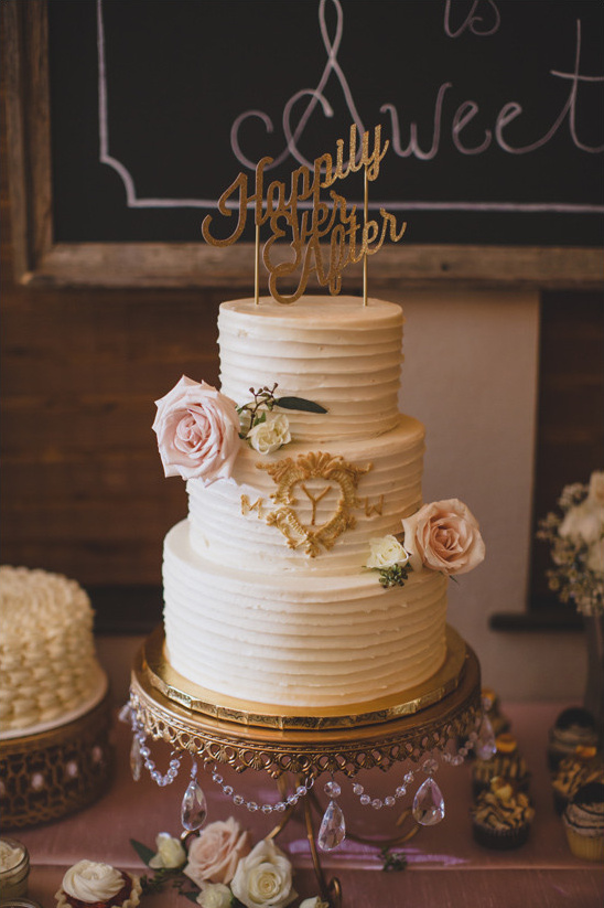 Southern Comfort Cake Topper