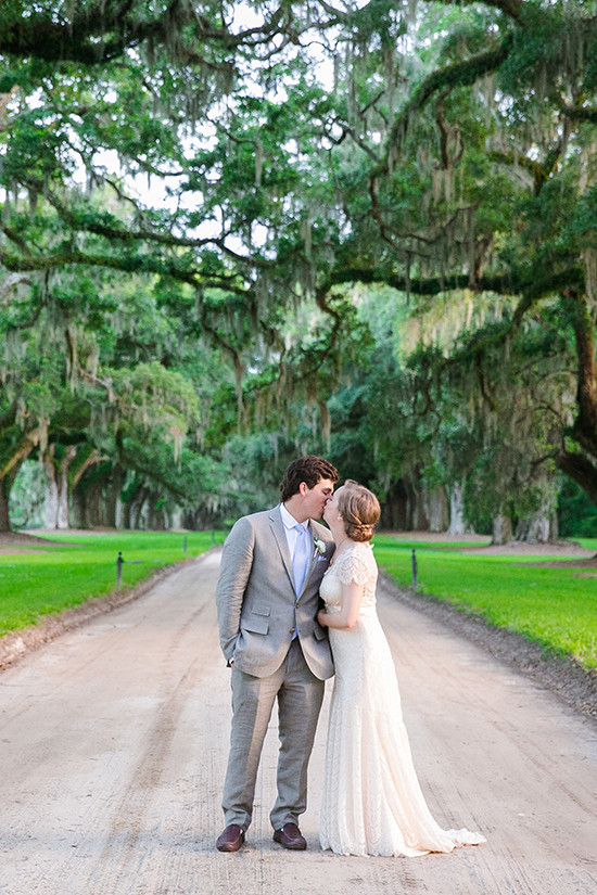 Boone Hall Plantation @weddingchicks