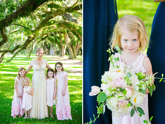 flower girls @weddingchicks