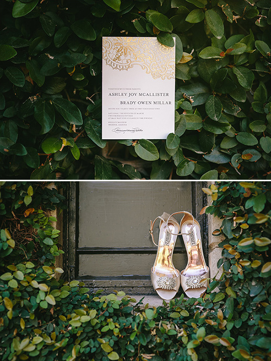 elegant wedding details @weddingchicks
