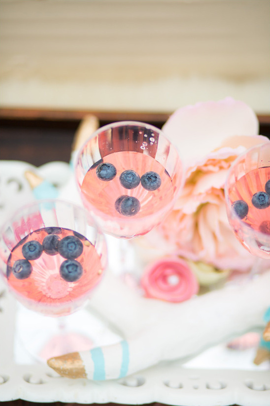 watermelon cocktail idea @weddingchicks