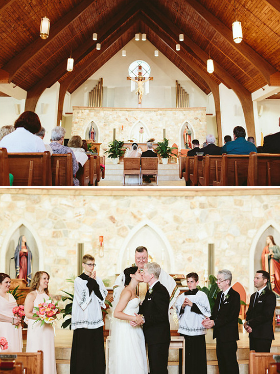 wedding ceremony chapel @weddingchicks