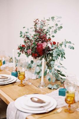 Rustic Retro Wedding Ideas