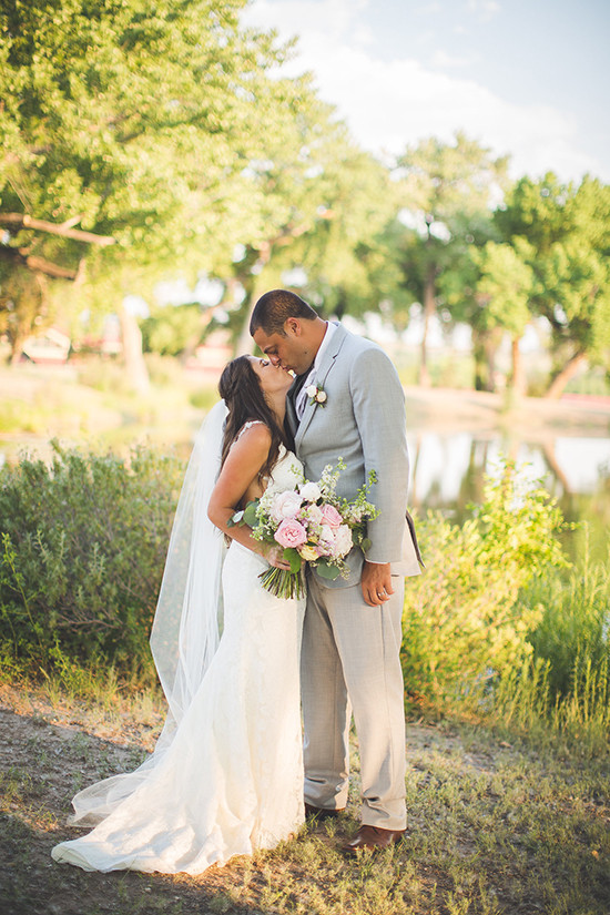 Blog blush gold and mint wedding in new mexico for Mint and gold wedding dress