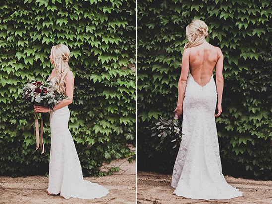 Katie May wedding dress @weddingchicks