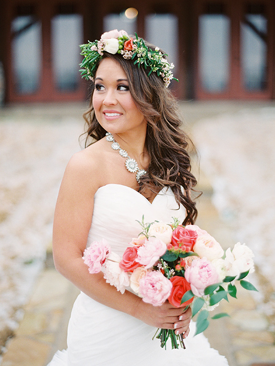 boho bride @weddingchicks