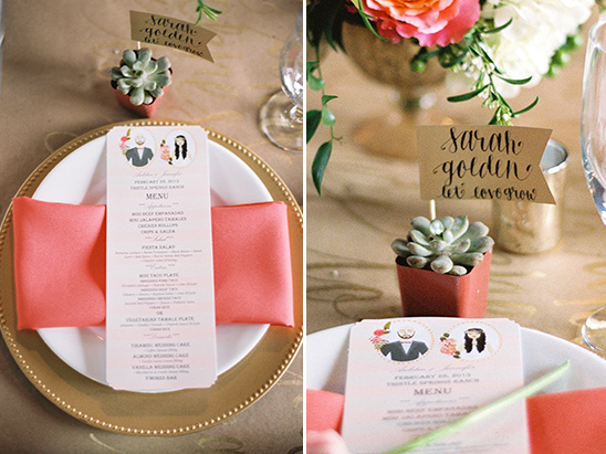 wedding tablescape @weddingchicks