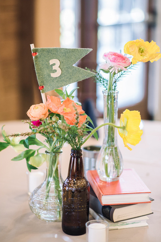 pennet table numbers @weddingchicks
