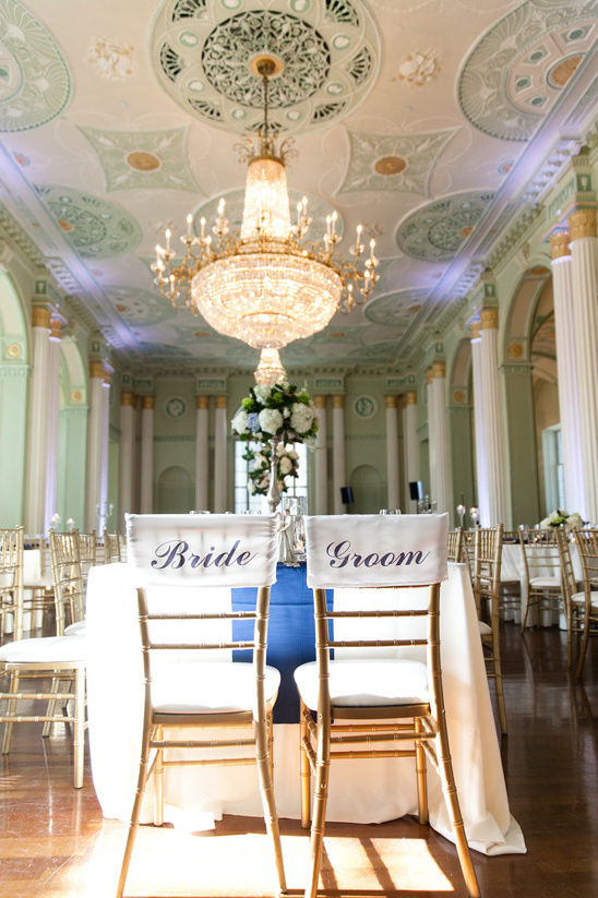bride and groom seats @weddingchicks