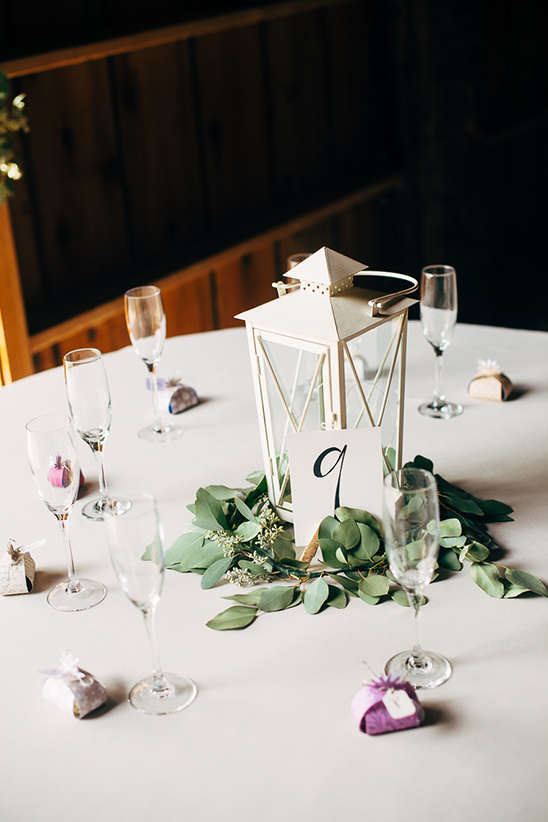 lantern table numbers @weddingchicks