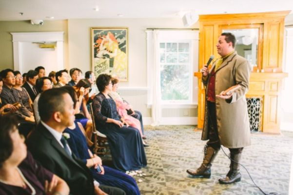 Don't Miss This Harry Potter Wedding