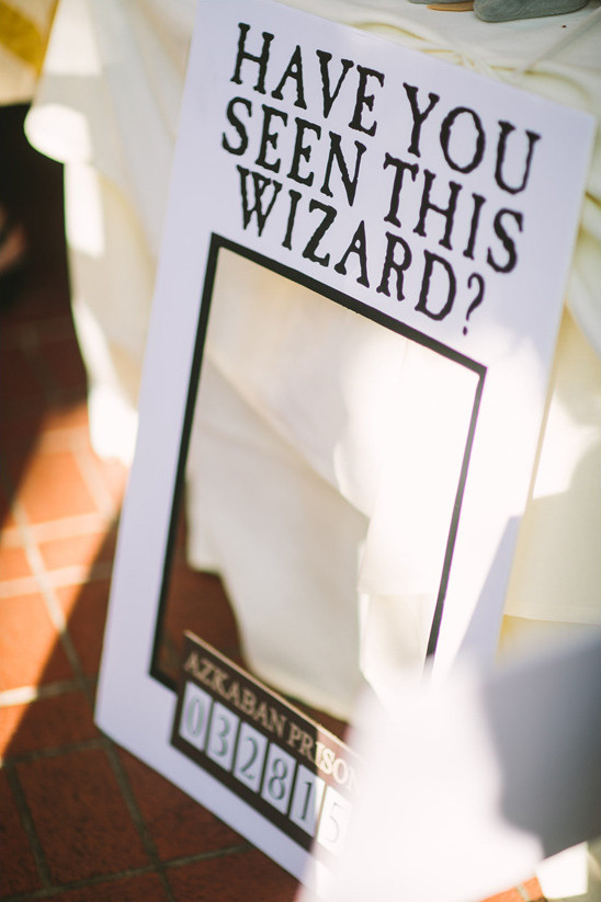 Blog - Don't Miss This Harry Potter Wedding