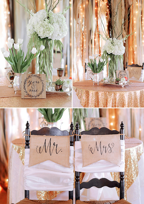Shabby Chic Country Wedding