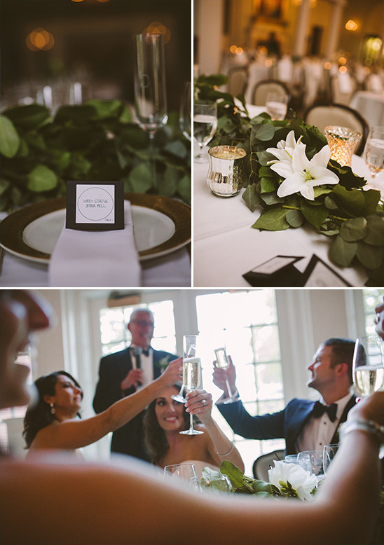 modern formal table decor @weddingchicks