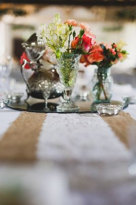 French Country Side Wedding