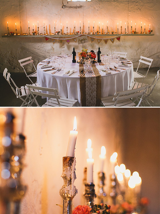 #weddinglighting ideas at #rusticwedding @weddingchicks