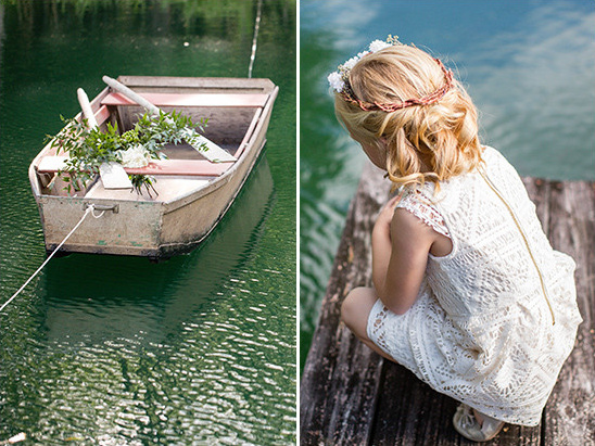 pond side wedding @weddingchicks