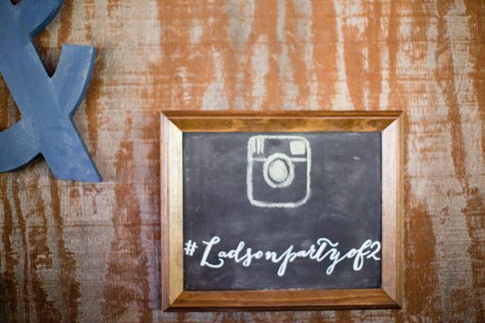 instagram sign @weddingchicks
