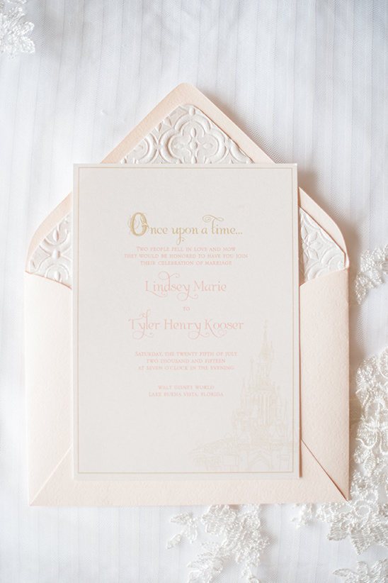 disney fairy tale wedding invites @weddingchicks