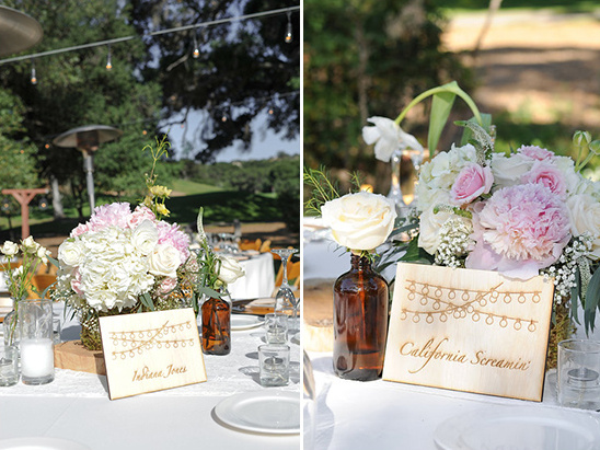 fun table name signs @weddingchicks