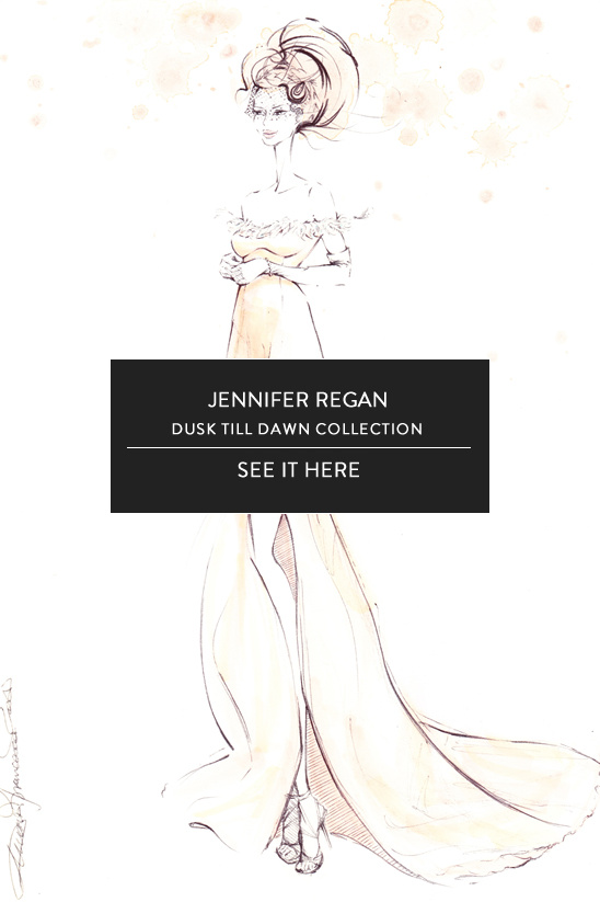 Jennifer Regan Dress Collection