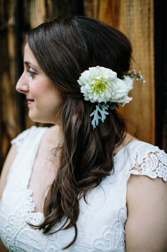 wedding hair @weddingchicks