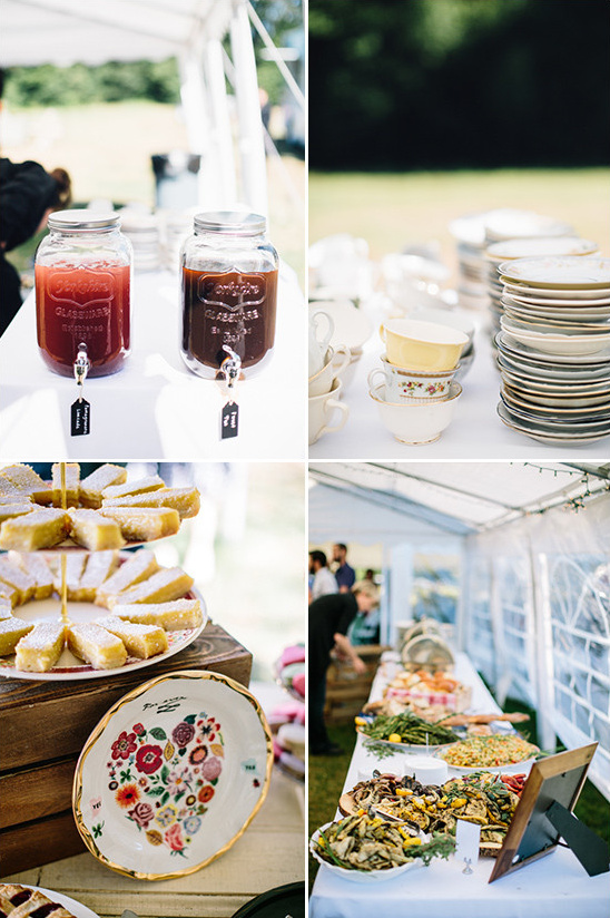 wedding buffet @weddingchicks