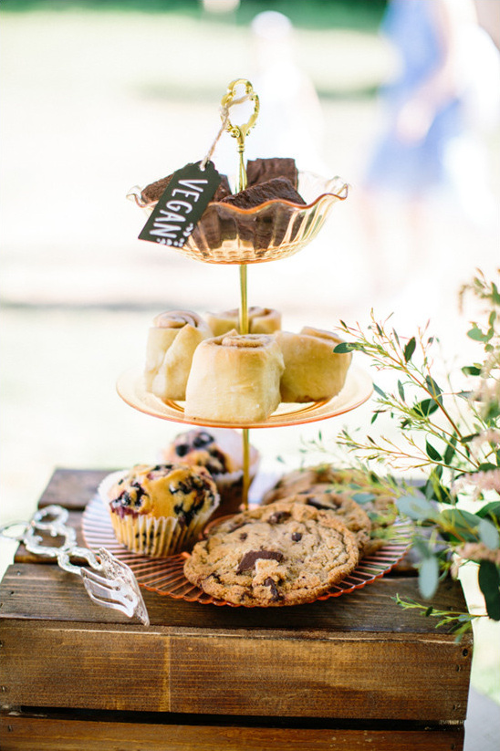 vegan sweets @weddingchicks