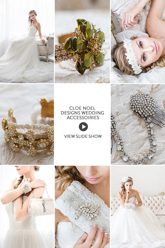Cloe Noel Design slideshow @weddingchicks