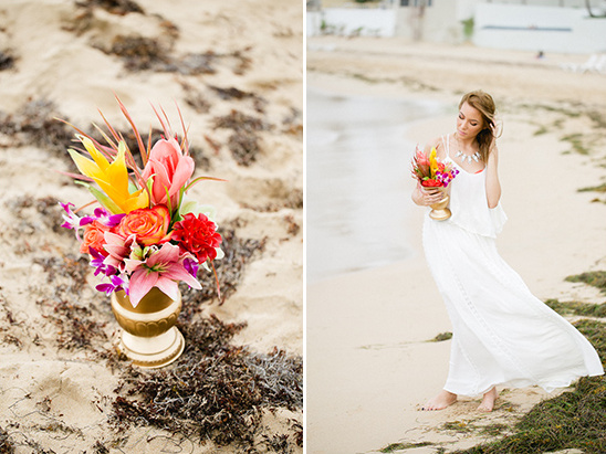 beach wedding ideas @weddingchicks