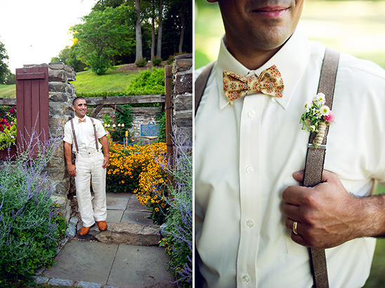 grooms bowtie @weddingchicks
