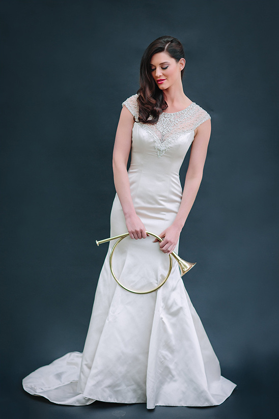 beautiful wedding dress @weddingchicks