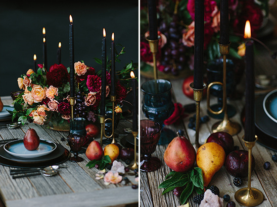 produce decor ideas @weddingchicks