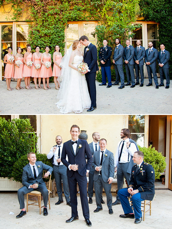 formal groomsmen @weddingchicks