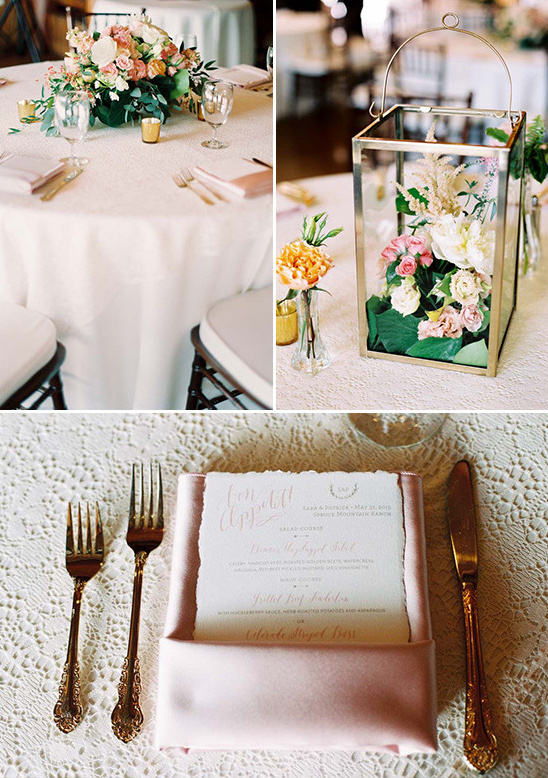 table decor @weddingchicks