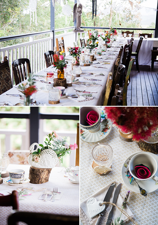 indie wedding reception @weddingchicks