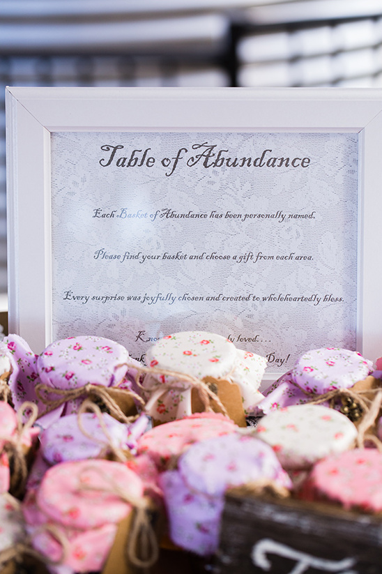 wedding favor sign @weddingchicks