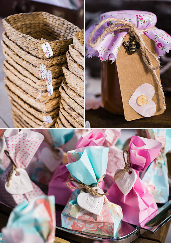 handmade wedding favors @weddingchicks