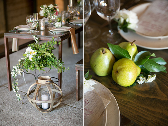 natural wedding decor @weddinghicks