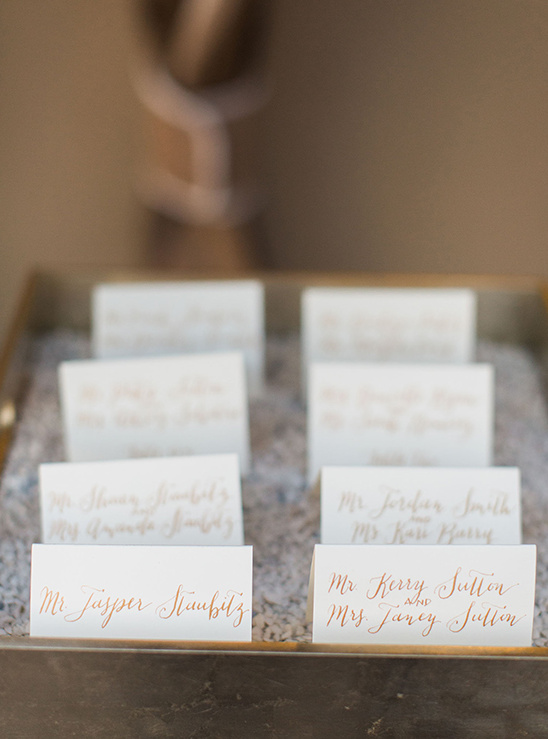 seating place cards @weddingchicks