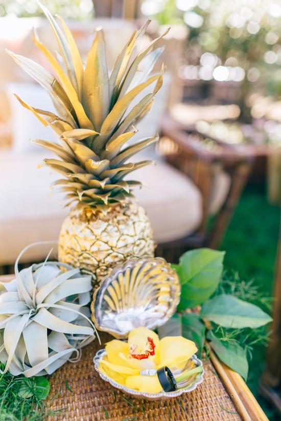 Tropical Glamour Wedding